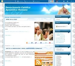 Enlazar a Devocionario Católico